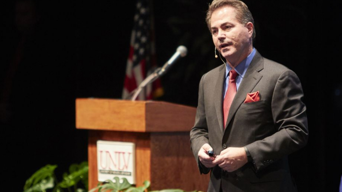 "UNLV.edu ""Takeaways from 2016 State of the University Address"""